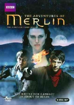 Merlin: The Complete Third Season (DVD)