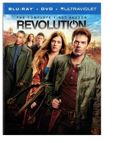 Revolution: The Complete First Season (Blu-ray/DVD)