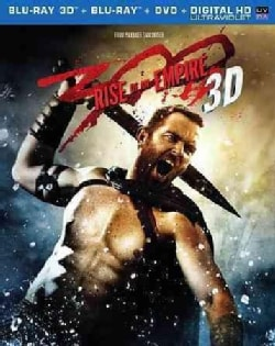 300: Rise Of An Empire 3D (Blu-ray/DVD)