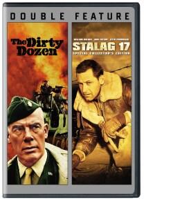 Stalag 17/The Dirty Dozen (DVD)