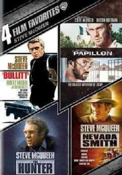 4 Film Favorites: Steve McQueen (DVD)