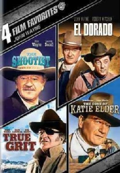 4 Film Favorites: John Wayne (DVD)