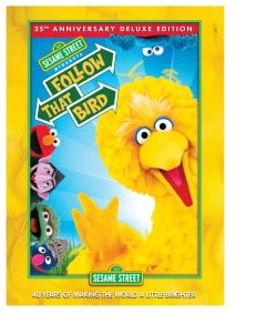 Sesame Street: Follow That Bird (25th Anniversary Deluxe Edition) (DVD)