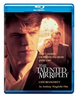 The Talented Mr. Ripley (Blu-ray Disc)
