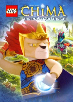 LEGO Legends Of Chima: The Power Of The CHI (DVD)
