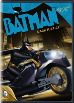 Beware The Batman: Dark Justice (DVD)