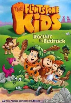 The Flintstone Kids: Rockin' In Bedrock (DVD)