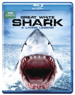 Great White Shark: A Living Legend (Blu-ray Disc)
