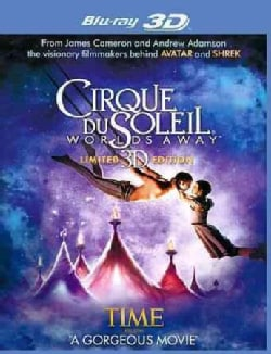 Cirque Du Soleil: Worlds Away 3D (Blu-ray Disc)