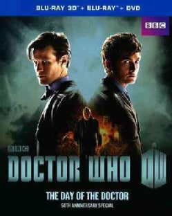 Doctor Who: The Day Of The Doctor 3D (Blu-ray/DVD)
