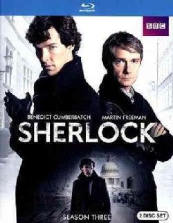 Sherlock: Season Three (Blu-ray Disc)