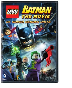LEGO: The Batman Movie (DVD)
