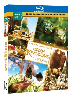 Hidden Kingdoms (Blu-ray Disc)