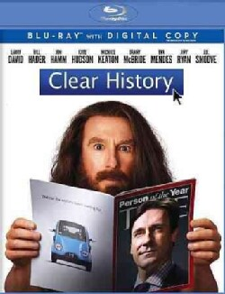 Clear History (Blu-ray Disc)