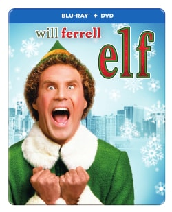 Elf: 10th Anniversary (Blu-ray/DVD)
