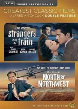 North By Northwest/Strangers On A Train (DVD)