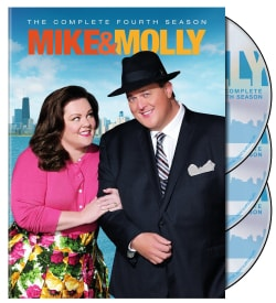 Mike & Molly: The Complete Fourth Season (DVD)