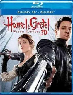 Hansel & Gretel: Witch Hunters 3D (Blu-ray Disc)