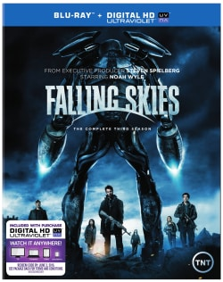 Falling Skies: The Complete Third Season (Blu-ray Disc)