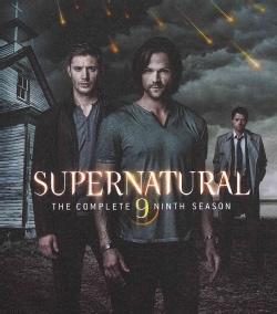 Supernatural: The Complete Ninth Season (Blu-ray Disc)