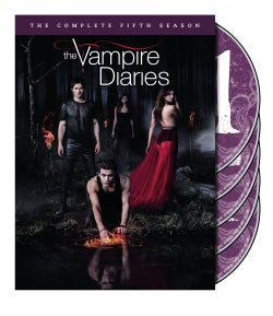 The Vampire Diaries: The Complete Fifth Season (DVD)