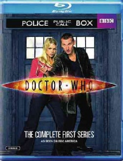 Doctor Who: The Complete First Series (Blu-ray Disc)
