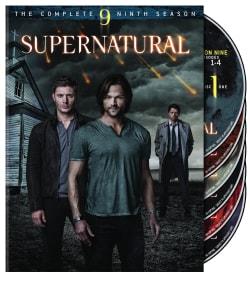 Supernatural: The Complete Ninth Season (DVD)
