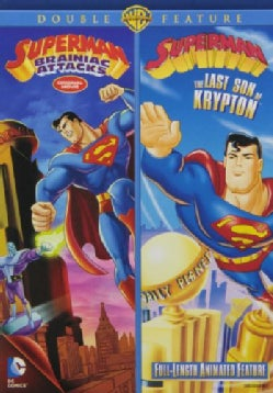 Superman: Last Son Of Krypton/Brainiac Attacks (DVD)