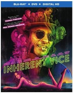 Inherent Vice (Blu-ray/DVD)