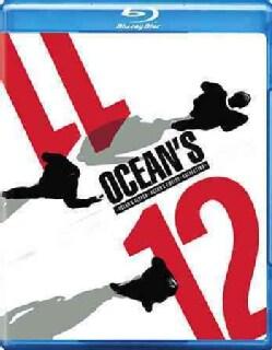 Ocean's Eleven/Ocean's Twelve (Blu-ray Disc)