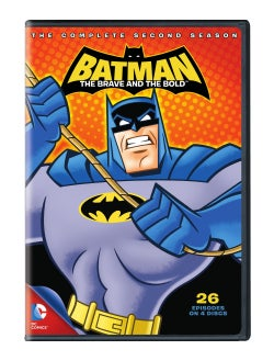 Batman: The Brave And The Bold- The Complete Second Season (DVD)
