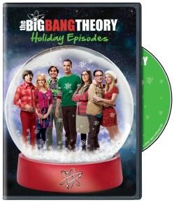 The Big Bang Theory: Holiday Compilation (DVD)