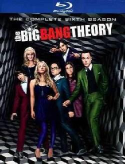 The Big Bang Theory: The Complete Sixth Season (Blu-ray Disc)