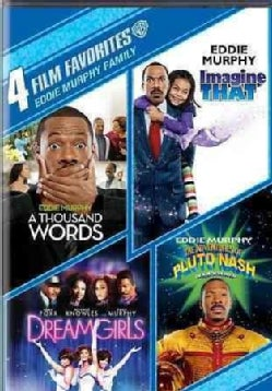 4 Film Favorites: Eddie Murphy Family (DVD)