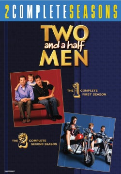 Two And A Half Men: The Complete Seasons 1-2 (DVD)