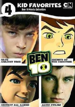 4 Kid Favorites: Ben 10 Movies (DVD)