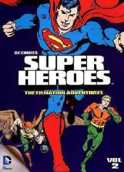 DC Super Heroes: The Filmation Adventures Vol. 2 (DVD)