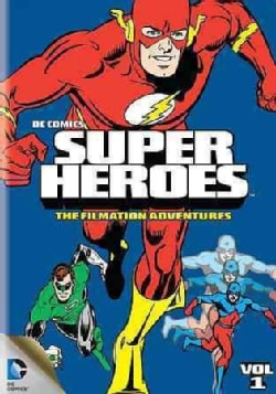 DC Super Heroes: The Filmation Adventures Vol. 1 (DVD)