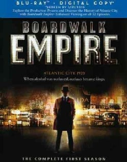 Boardwalk Empire: Complete First Season (Blu-ray Disc)