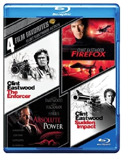 4 Film Favorites: Clint Eastwood Action (Blu-ray Disc)