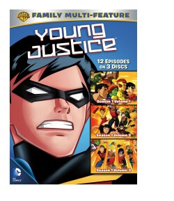 Young Justice: Season 3-Pack of Fun (DVD)