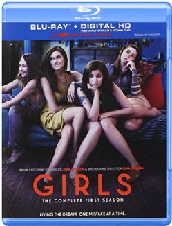 Girls: The Complete First Season (Blu-ray Disc)