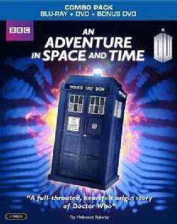 Doctor Who: An Adventure in Space and Time (Blu-ray/DVD)