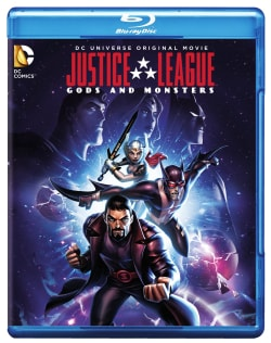 Justice League: Gods & Monsters (Blu-ray/DVD)