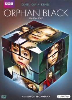 Orphan Black: Season 2 (DVD)