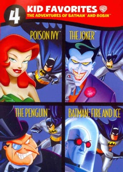 4 Kid Favorites: Adventures of Batman & Robin (DVD)