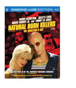 Natural Born Killers: 20th Anniversary (Blu-ray Disc)