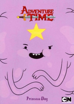 Cartoon Network: Adventure Time: Princess Day (DVD)