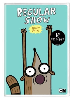 Regular Show: Rigby Pack (DVD)
