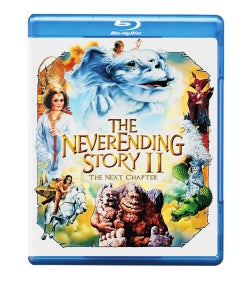 The Neverending Story II: The Next Chapter (Blu-ray Disc)